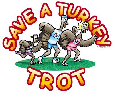 Save a Turkey Trot